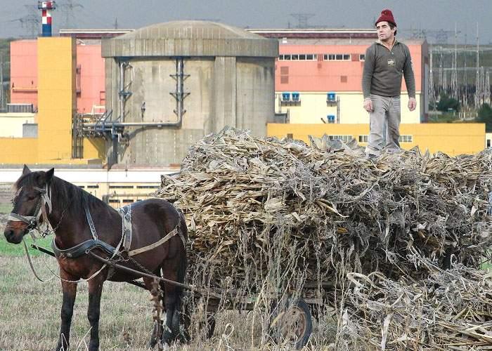 Minunea ingineriei româneşti! Când nu are uraniu, centrala de la Cernavodă funcţionează pe coceni