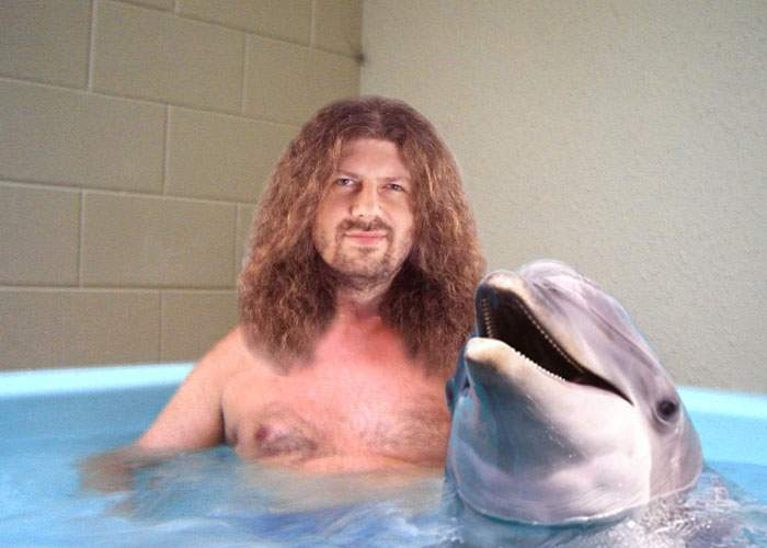 Ghinion curat! Delfinul adus de Remus Cernea să candideze la București a murit de la deshidratare