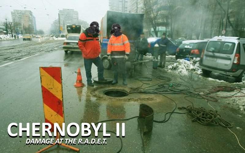 """După succesul serialului """"Cernobîl"""", HBO anunţă """"Cernobîl 2: Avarie la RADET"""""""