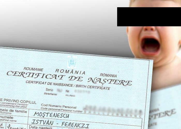 Scandalos! O familie de români din Dolj își urăște copilul atât de tare încât i-a dat nume de ungur