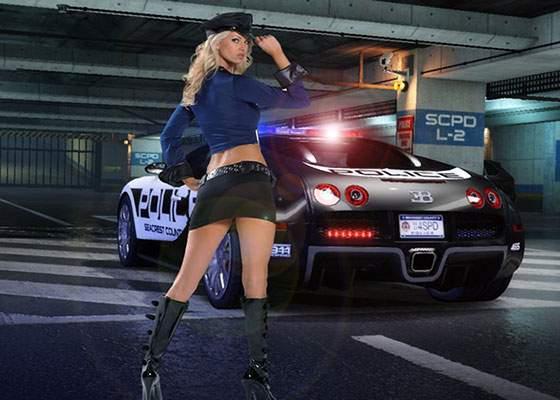A apărut Need For Speed Valea Prahovei-DN1, cel mai lent joc cu maşini