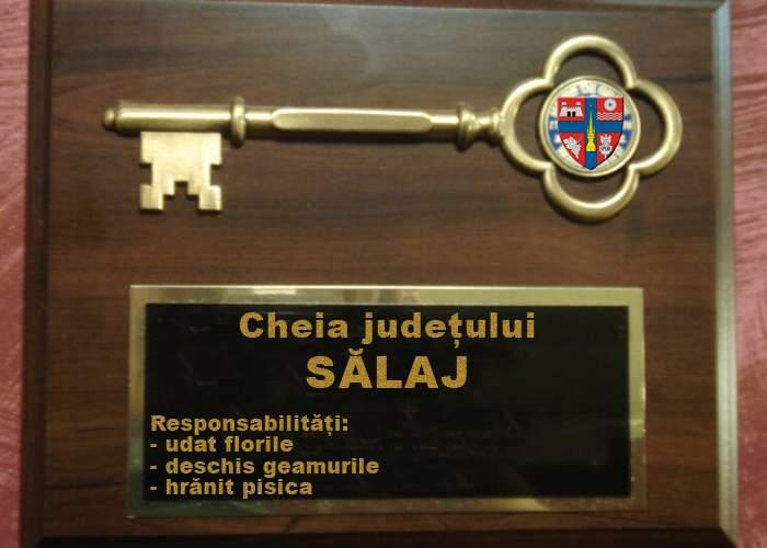 """Dramă în Sălaj, după ce s-a pierdut cheia judeţului: """"Nu mai are cine uda florile şi hrăni pisica"""""""