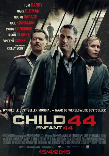 Child 44 – Suzeta rusească