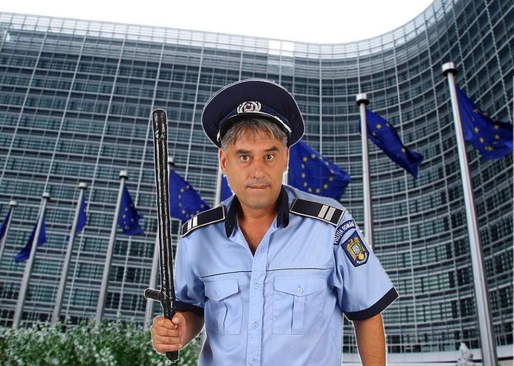 Ţară de mâna a doua! În loc de comisar, România va primi postul de plutonier european