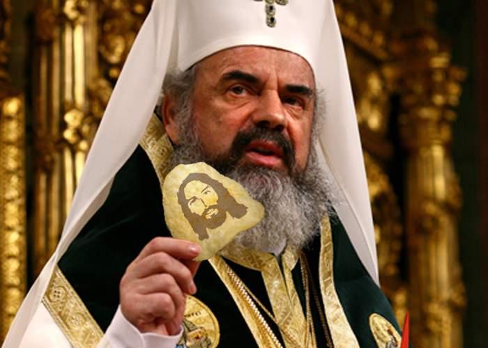 """A dat lovitura! Patriarhul Daniel a lansat chipsurile din cartofi cu chipul lui Iisus, """"JesusChips"""""""