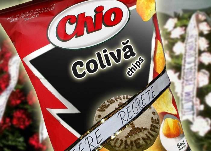 Genial! Chio Chips lansează o nouă gamă de chips-uri cu aromă de colivă