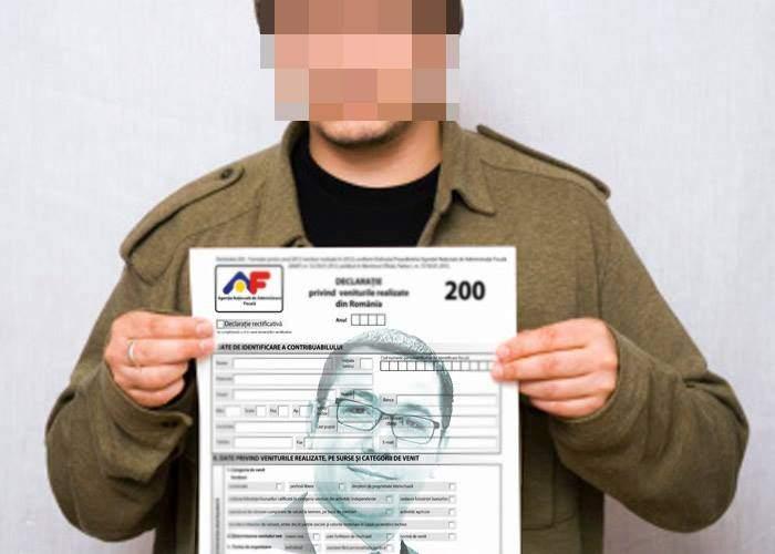 Nu toți au noroc: unui român i-a apărut chipul lui Victor Ponta în declarația 200