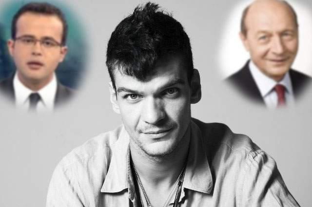 Un text despre iertare scris de Tudor Chirilă a adus în sfârşit pacea între Antena 3 şi Băsescu