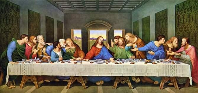 Cum se pregătesc vedetele pentru Paști. Azi Iisus a luat masa cu prietenii