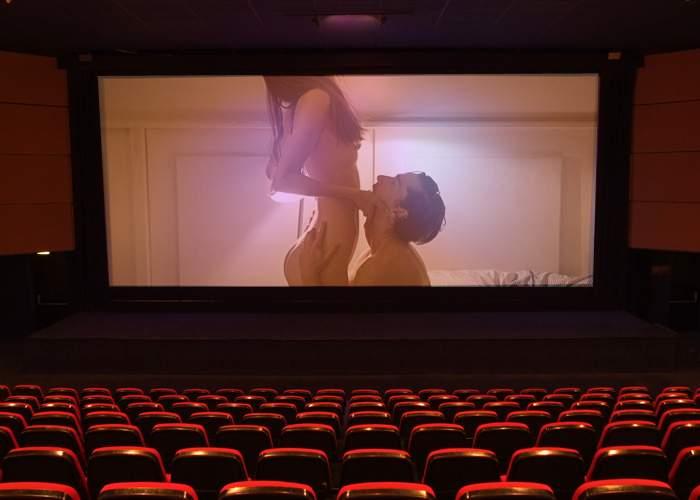 """Prezenţă zero la Nymphomaniac: """"La filme din astea te uiţi singur, cu şerveţelul lângă tine"""""""
