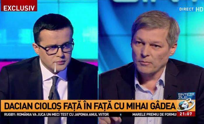 CNA l-a amendat pe Cioloş pentru că a umilit un retardat în direct, la Antena 3