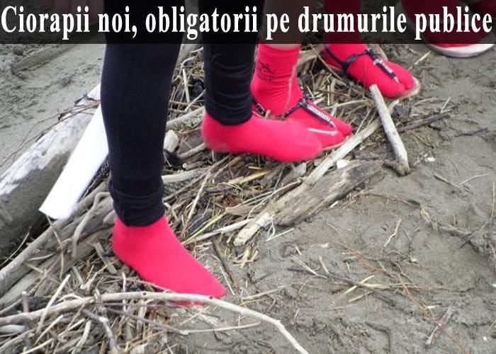 UE obligă România să retragă din circulaţie ciorapii care nu respectă normele Euro 4