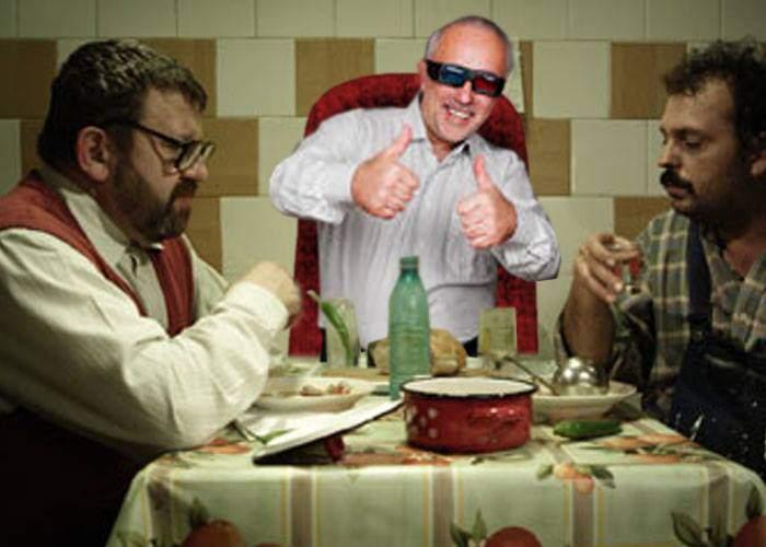 Un cinema din România a lansat primele filme românești 4D, în care poți să mănânci ciorbă cu actorii