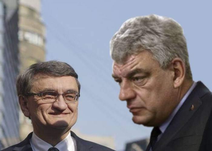 Mihai Tudose l-a numit pe Ciorbea vicepremier, ca să fie el ăla frumos
