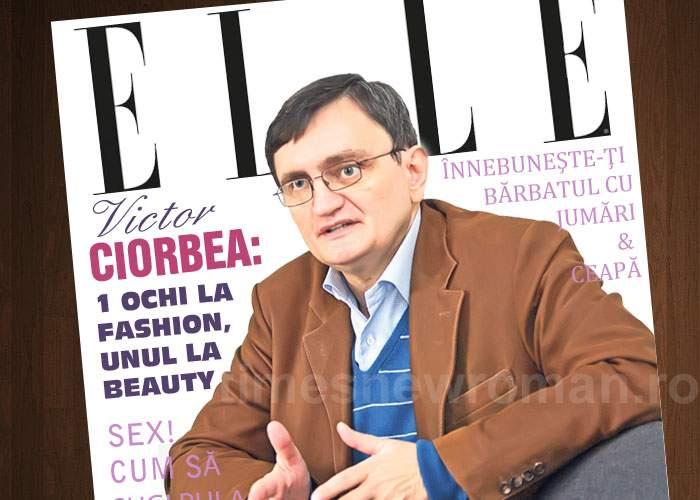 În schimbul unei sume fabuloase, Victor Ciorbea şi-a dezvăluit trucurile personale de beauty