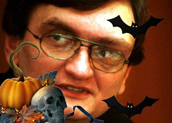 Halloweenul va fi amânat până se întoarce Victor Ciorbea în țară