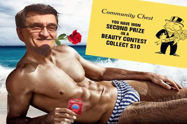 Rămas fără pensie specială, Ciorbea trăieşte doar din premii la concursuri de frumuseţe