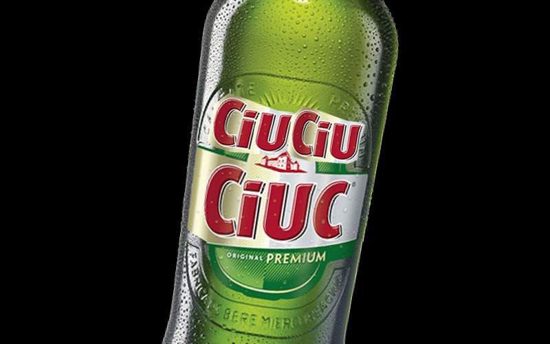Rebranding onest! Berea fără alcool de la Ciuc se va numi Ciuciu Ciuc