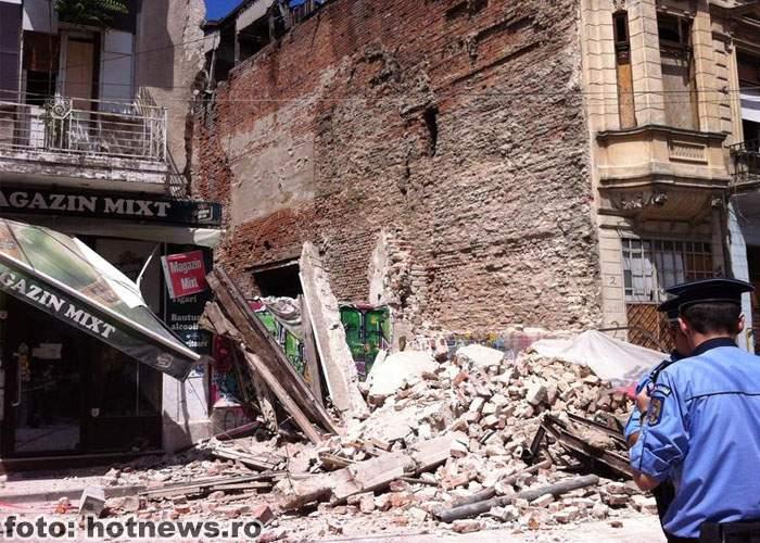 Zece lucruri despre prăbuşirea clădirii din Centrul Vechi al Capitalei