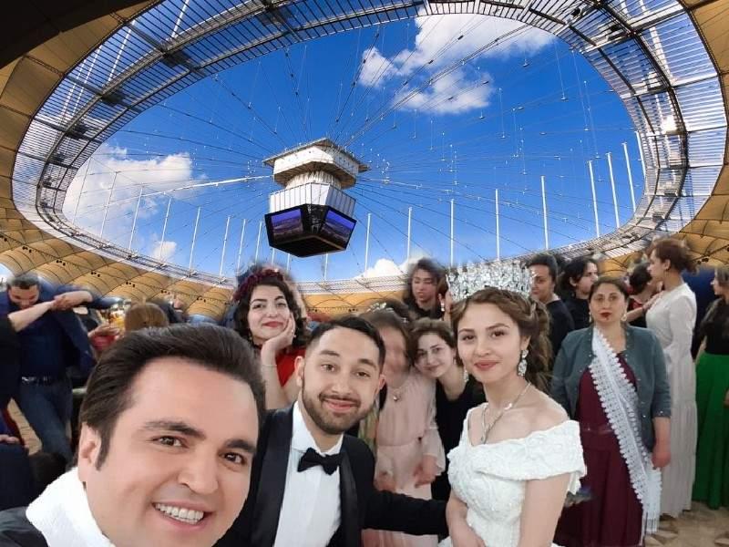 Clanul Cârpaci a închiriat Național Arena, pentru un botez cu familia restrânsă