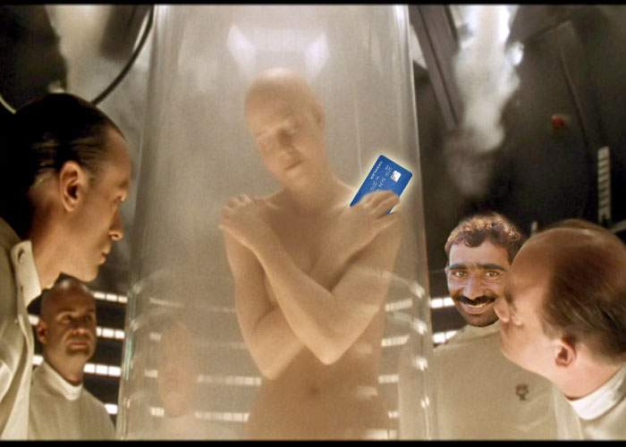 Savanţii români au anunţat că încearcă să cloneze un om şi au început prin a-i clona cardul