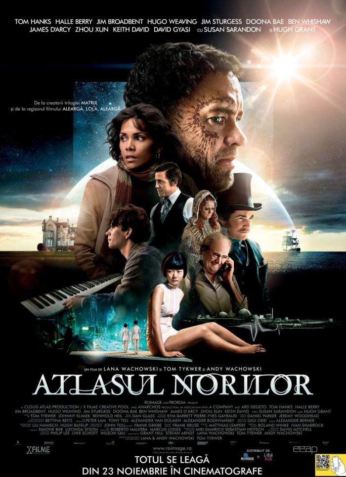 Cloud Atlas – Everything is connected, not yet illuminated