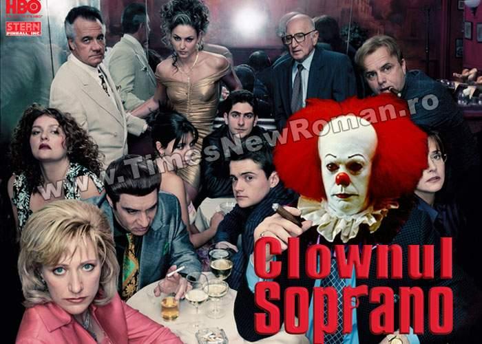 Clownul Soprano, un film despre realitatea dură a lumii circului