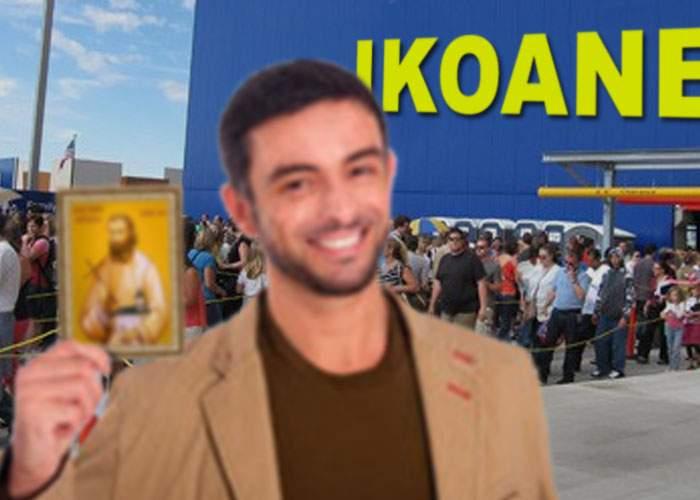 """Românii fac coadă la icoane cu Arsenie Boca: """"Când îl numesc sfânt, vor fi de 2 ori mai scumpe!"""""""