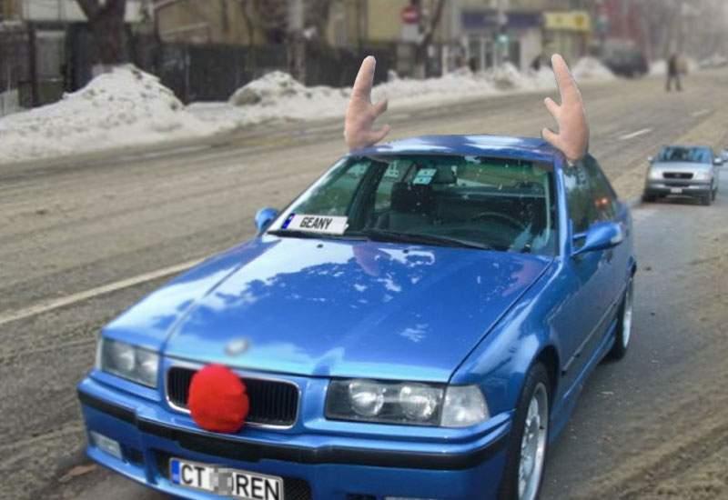 12 lucruri despre maşinile cu coarne de ren