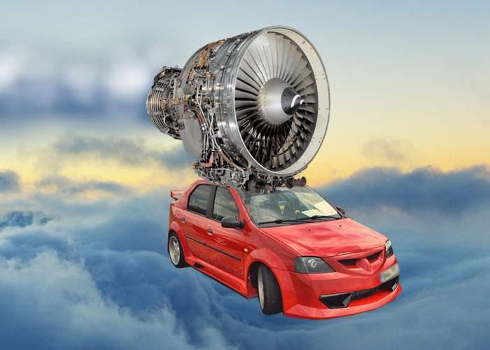 Mecanicul TAROM acuzat că fura piese și combustibil, prins cu 800 la oră pe autostradă