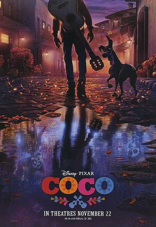 Coco (2017) – De morți, numai de bine