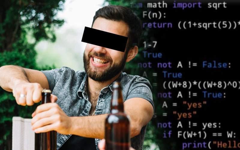 Un român a găsit atâtea coduri sub capacele de bere încât a devenit programator onorific