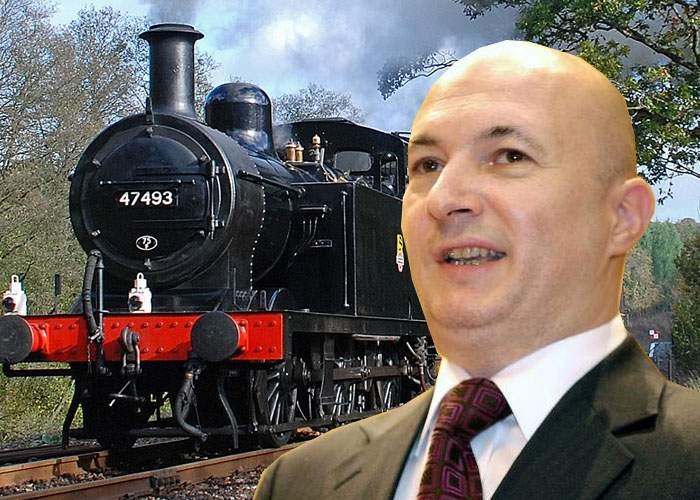 După ce a spus că la sediu curg faxurile, un lider PSD ameninţă cu trei trenuri cu aburi pline de susţinători