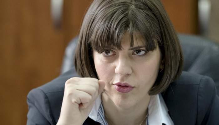Pentru că e vreme aşa frumoasă, Parlamentul a votat să plece Codruţa Kövesi 2 luni în concediu