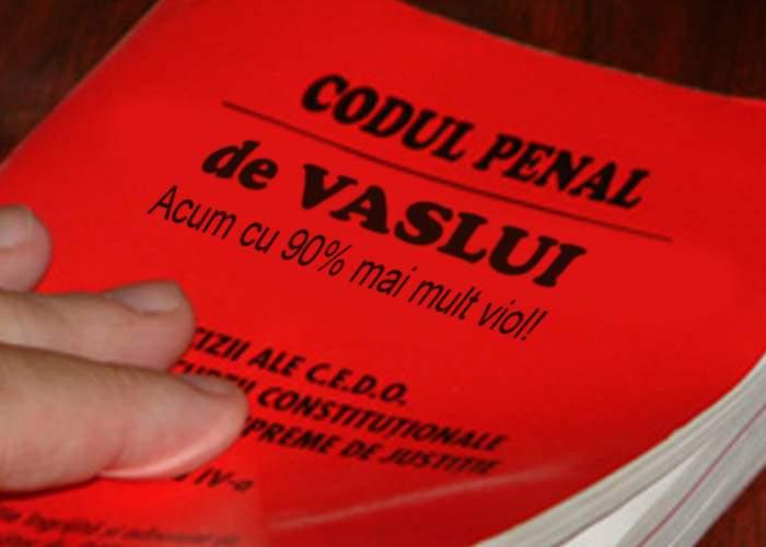 Justiţia se extinde: Codul Penal lansează o ediţie locală de Vaslui