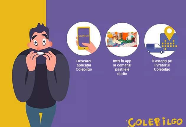 Aplicaţiile Colebilgo şi Trifermentpanda, suprasolicitate în aceste zile
