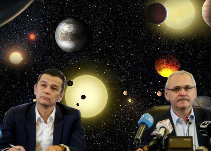 Guvernul dă 300 milioane euro pentru studierea impactului celor 7 planete asupra horoscopului