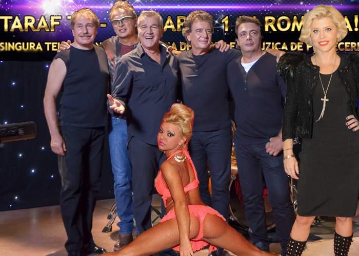 Un ultim concert emoţionant la TarafTV: Voltaj, Holograf şi Loredana şi-au luat adio de la fani