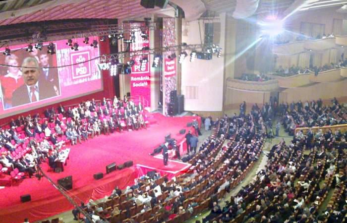 10 lucruri despre congresul PSD de la Sala Palatului