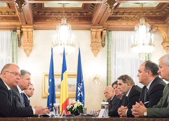 12 lucruri despre negocierile de la Cotroceni