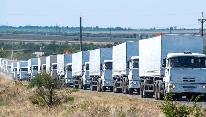 Foto! Camioanele cu voturile teleormănenilor se îndreaptă spre Bucureşti