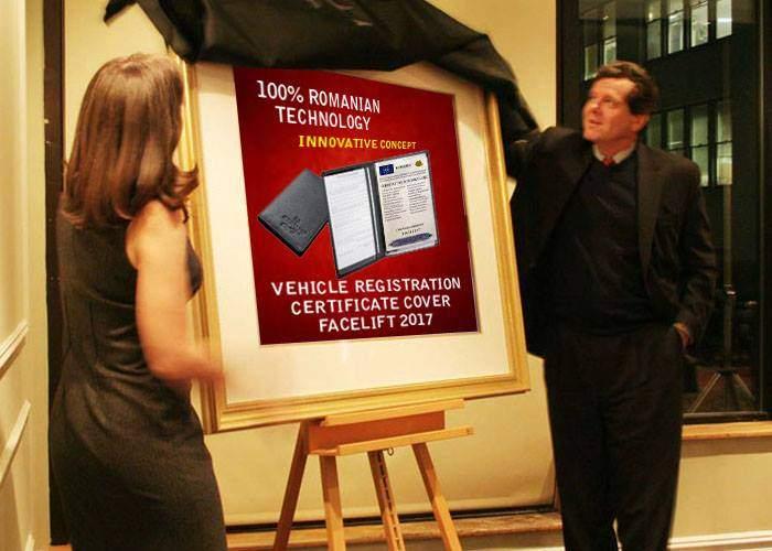 Premieră românească absolută la Salonul Auto Geneva. A fost lansată noua copertă de talon