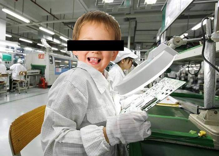 Pentru că școlile sunt închise și copiii stau acasă, Apple vrea să deschidă o fabrică în România