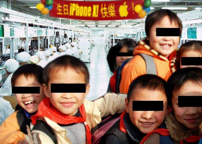 Din cauza cererii mari de iPhone X, anul şcolar se suspendă în China, ca să onoreze micuţii toate comenzile