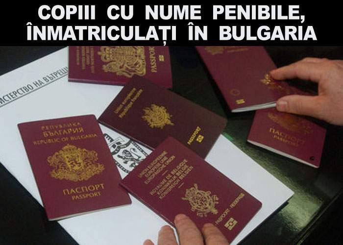 Soluție: Copiii cu nume penibile pot fi înregistrați în Bulgaria
