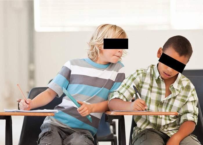 Fac şi ei ce văd la oamenii mari! Tot mai mulţi copii îşi plagiază tema de vacanţă