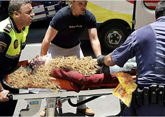 3000 de corporatiști din Pipera, spitalizați după ce au mâncat dintr-un lot de pufuleți contaminat