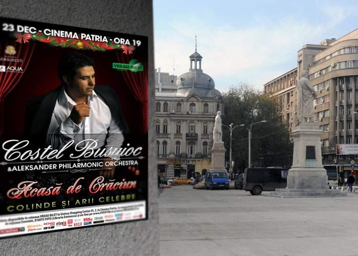 """Costel Busuioc, ameninţat de Bănică și Hruşcă: """"Anulează-ți concertul de Crăciun, că te spargem!"""""""