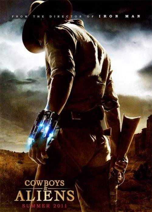Cowboys & Aliens – Au vrut să îmblânzească Vestul Sălbatic!!!