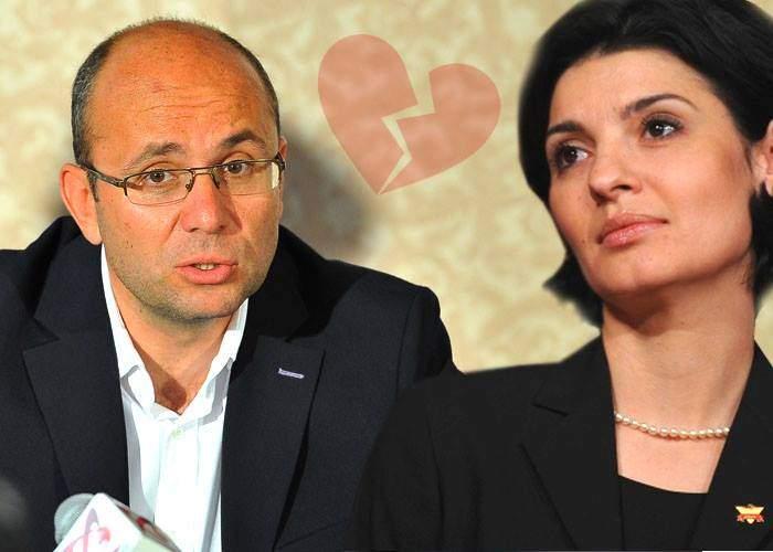 Șoc! Lavinia Șandru divorțează de Cozmin Gușă